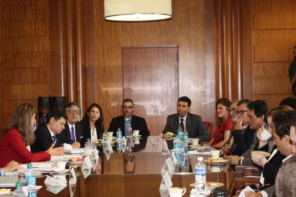Meetings with Argentinean Authorities